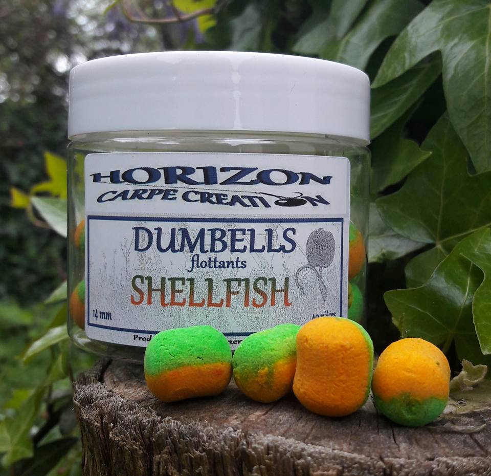 DUMBELLS SHELLFISH