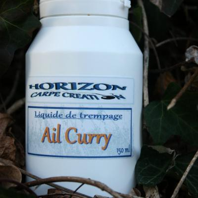 Liquide de trempage Ail curry