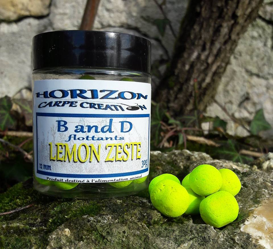 B and d lemon
