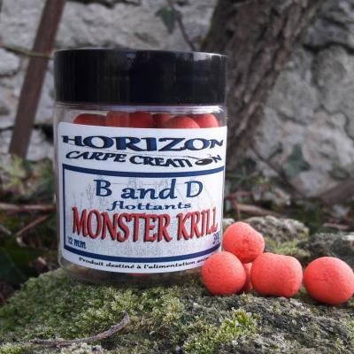 B d monster krill
