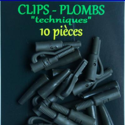 Clips Plombs - Technique