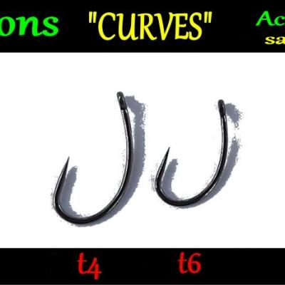 Curve sans ardillon
