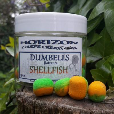 Dumbell shellfish
