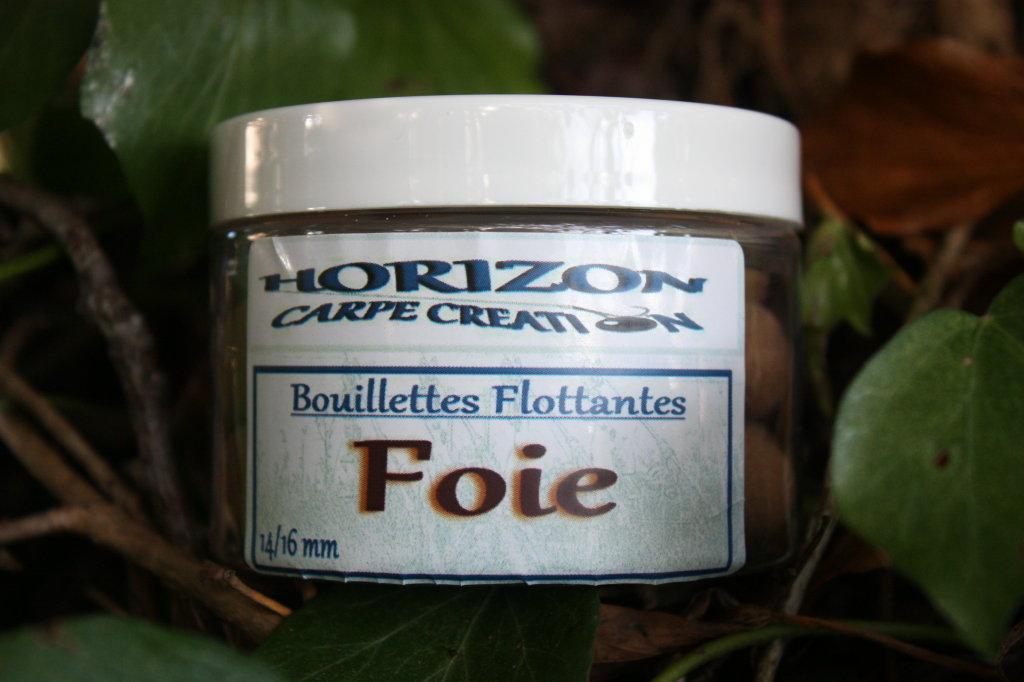 Flottantes Foie