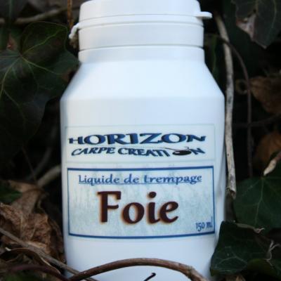 Liquide de trempage Foie