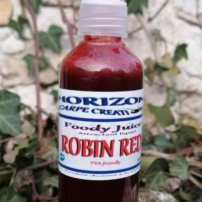 Foody robin red