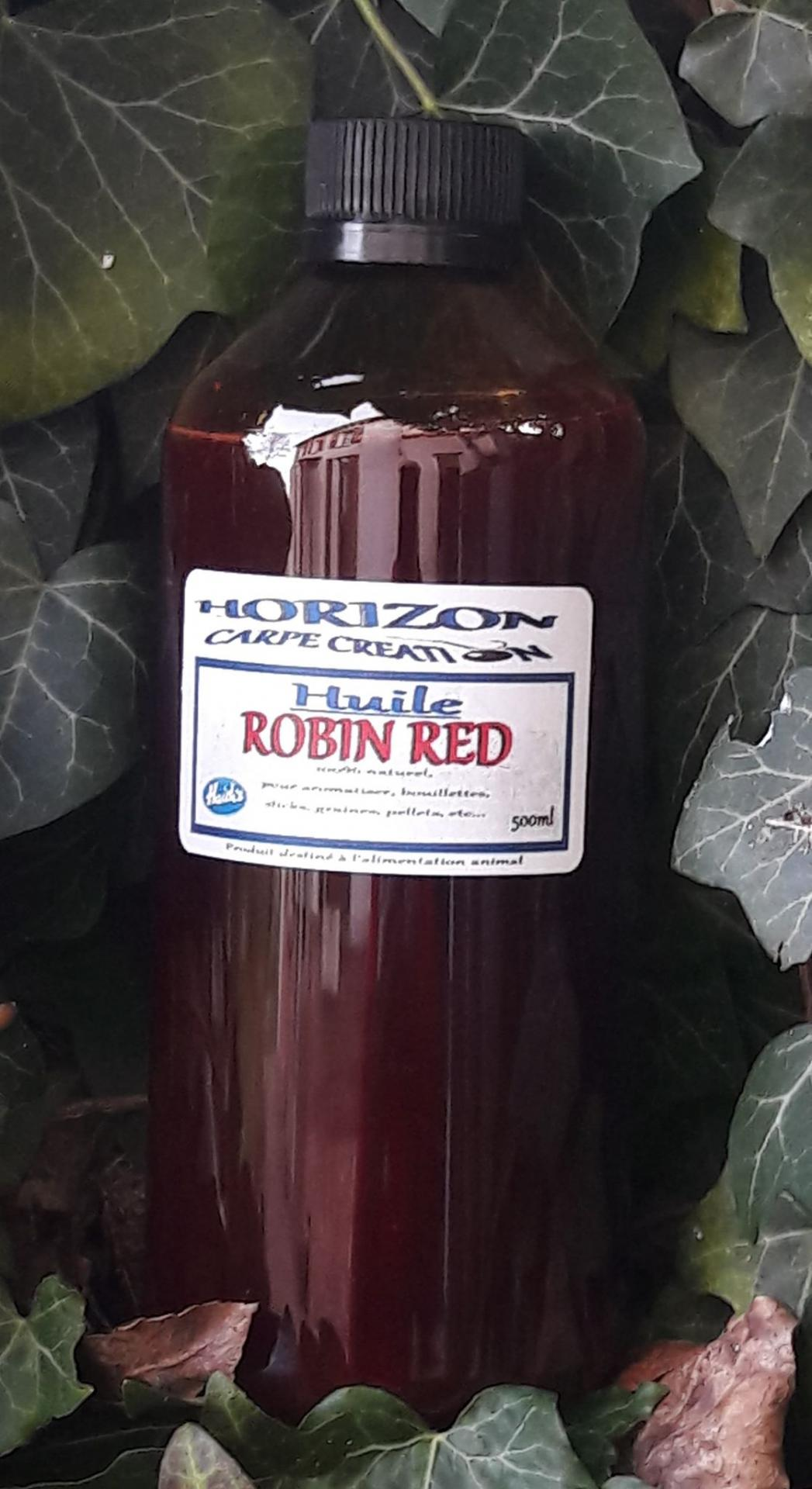 Huil robin red