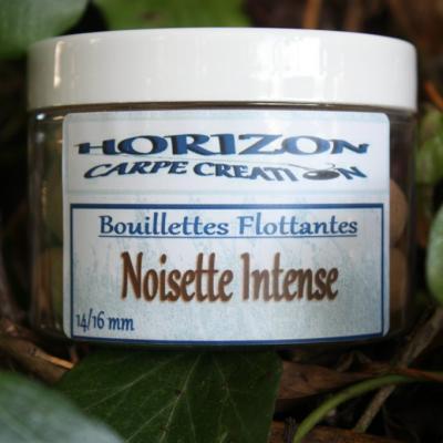 Flottantes Noisette Intense