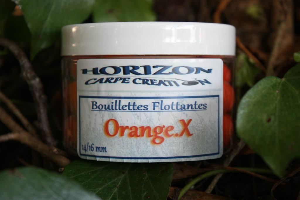 Flottantes Orange.X