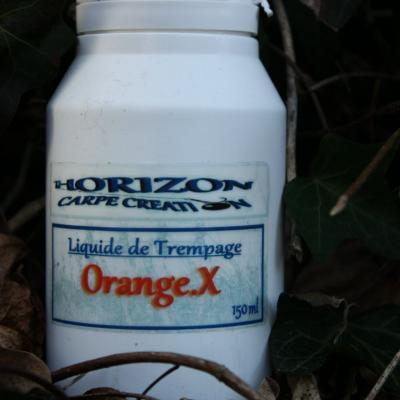Liquide de trempage Orange.X
