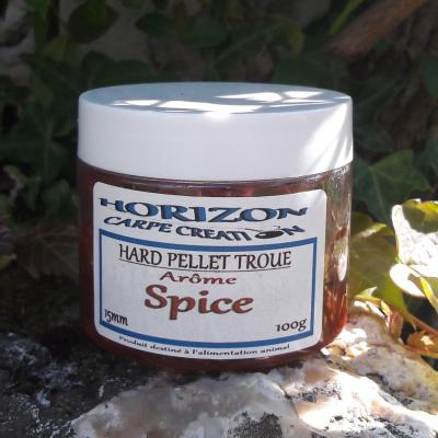 Pellet spice