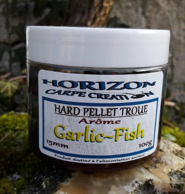 ULTRA PELLETS TROUES GARLIC/FISH