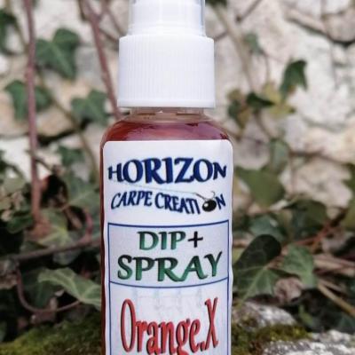 Spay orange